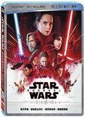 【停看聽音響唱片】【BD】STAR WARS:最後的絕地武士 3D+2D 藍光限定3碟版