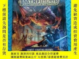 二手書博民逛書店Pathfinder罕見Campaign Setting: Hell Unleashed (大16開) 【詳見圖】