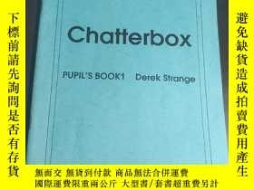 二手書博民逛書店Chatterbox罕見PUPIL S BOOK 1 Derek