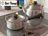 日本製柳宗理不鏽鋼304手拿鍋單柄鍋附蓋18公分代購通販屋