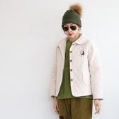 正韓 刺繡绗縫刷毛裡外套 (BGDD) 預購