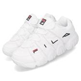 Fila 老爹鞋 Barricade XT 97 Low 白 深藍 男鞋 女鞋 韓系 運動鞋 【PUMP306】 4B007T111