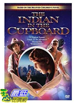 [106美國暢銷兒童軟體] The Indian in the Cupboard