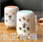 日本創意少女紙巾盒桌面學生兒童卷紙盒家用手紙盒卡通可愛紙巾筒 NMS小艾新品