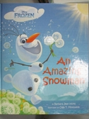 【書寶二手書T2/兒童文學_QIM】An Amazing Snowman_Hicks, Barbara Jean/ Mo