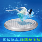悠愛得圓形水床墊超大 圓水床 恒溫圓床 圓形水床 情趣床igo 【PINKQ】