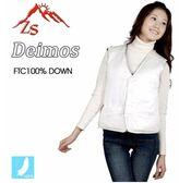 ZS Deimos 簡約雙面穿羽絨背心