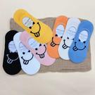 韓國襪子 童趣搞怪吐舌 隱型襪 女襪 休...