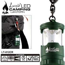 [Luxsit] POLICE mini 露營燈-綠色 (LT-012CR)