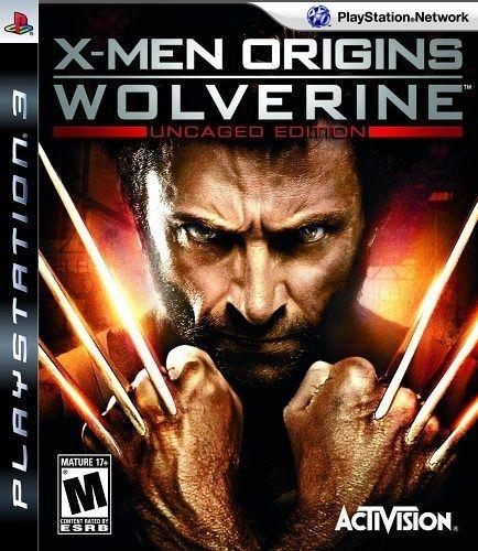 PS3 X戰警:金鋼狼(美版代購)