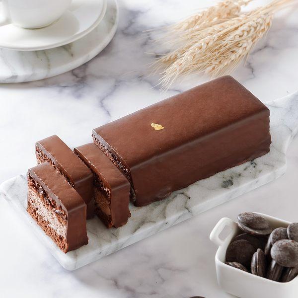 艾波索【82%比利時巧克力慕斯蛋糕】蘋果日報蛋糕評比-季軍