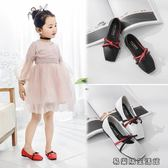 女童單鞋春季小女孩公主鞋