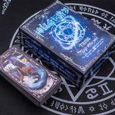塔羅牌占卜牌正版全套卡牌桌游初學者學習魔法星座占卜牌珍藏版牌