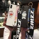 S8/S9/N8/N9三星保護套 S10/S10e/S10 Plus保護殼 哆啦A夢三星手機殼 浮雕SamSung Note 10 Plus手機套