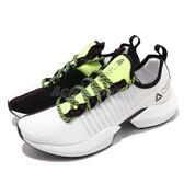 Reebok 慢跑鞋 Sole Fury 白 黑 綠 全新鞋款 襪套式 男鞋 休閒鞋 運動鞋【PUMP306】 DV4482