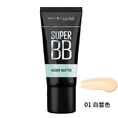 媚比琳-純淨礦物水慕絲BB霜-01白皙色 30g