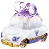 《TOMICA》迪士尼夢幻珠寶小汽車 JW粉鑽蝴蝶結小車-茶壺太太 / JOYBUS玩具百貨