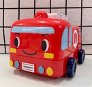 【震撼精品百貨】The Runabouts_RB工程車~造型收納盒*消防車*12884