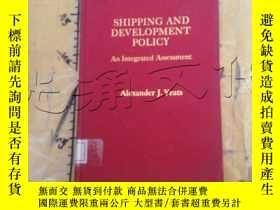 二手書博民逛書店Shipping罕見and Development Policy