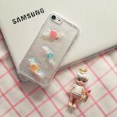 iphonex678plus少女心糖果滴膠手機殼vivox21小米6x/8華為p20oppo 春生雜貨