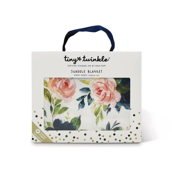 美國 tiny twinkle 紗布巾單入 包巾(7款可選)