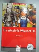 【書寶二手書T1/語言學習_NGX】The Wonderful Wizard of Oz_L. Frank Baum