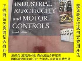 二手書博民逛書店Industrial罕見Electricity and Motor Controls, Second Editio