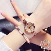 流行女錶手錶女學生韓版簡潮流正韓休閒大氣小錶盤chic復古時尚錶 XW全館免運