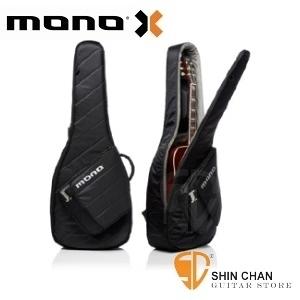 mono吉他袋 | MONO M80 新款民謠吉他袋 Sleeve 黑色/輕量木吉他袋-軍事化防震防潑水等級 【M80-SAD-BLK】