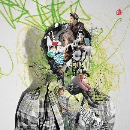 SHINee Chapter 1 ' Dream Girl-The misconceptions of you ' CD