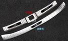 【車王汽車精品百貨】Infiniti QX50 後護板+後內護板 防刮板 後踏板 黑標