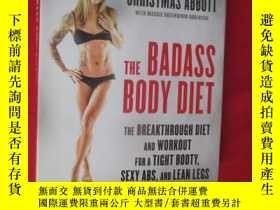 二手書博民逛書店The罕見Badass Body Diet The Breakt