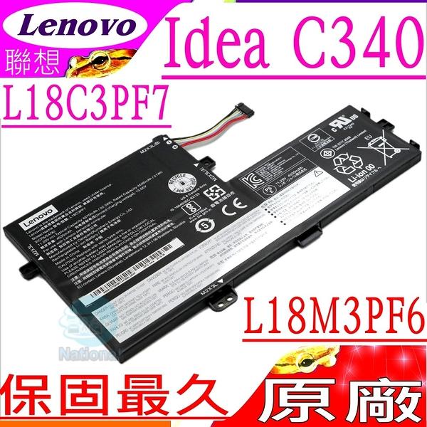 LENOVO L18C3PF7 電池(原廠)-聯想 IdeaPad C340 電池,C340 15 電池,C340-15IWL 電池,L18M3PF6,L18M3PF7