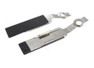 氣動銼刀機用 鐵片夾柄-短型附黑膠