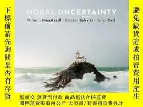 二手書博民逛書店Moral罕見UncertaintyY256260 William Macaskill Oxford Univ