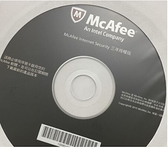 McAfee 防毒軟體 internet Security 3年授
