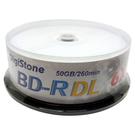 ◆加贈棉套+免運費◆DigiStone 國際版  A+ 藍光 Blu-ray 6X BD-R DL 50GB(支援CPRM/BS)光碟燒錄片X100P