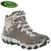 丹大戶外【Oboz】美國 Bridger Mid BDry 女款 登山戶外鞋 輕量級 防水透氣 OB22102 COGR