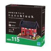 《Nano Block迷你積木》【世界主題建築系列】NBH-115 雷門