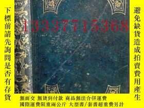 二手書博民逛書店【罕見】1834年一版《Heath s Book of Beau