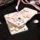 小米Max3 小米8 小米A2 小米MIX2S 小米6 蝶舞芭蕾 空壓殼 透明 水鑽 貼鑽 蝴蝶 手機殼 保護殼
