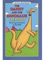 二手書博民逛書店 《The Danny and the Dinosaur Treasury: Three Huge Adventures》 R2Y ISBN:0060280492│SydHoff