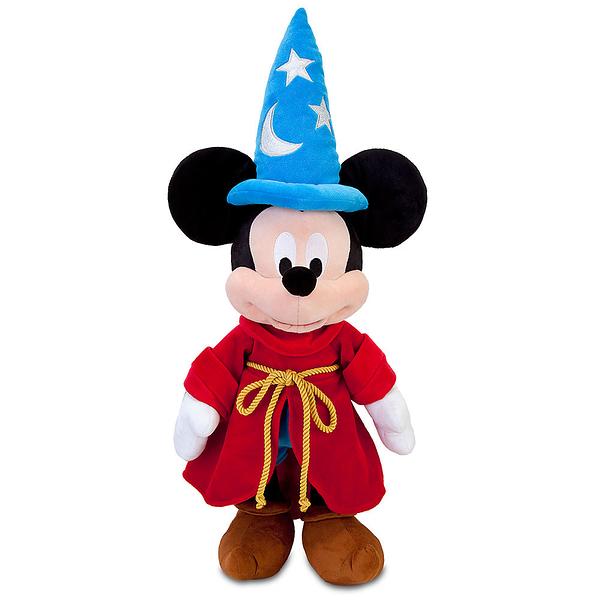 Disney 迪士尼 米奇 米老鼠 魔術師 魔法師 MICKEY MOUSE 填充玩偶 美國進口 絕對正品