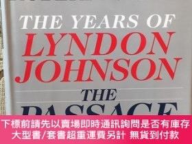 二手書博民逛書店The罕見Passage of Power: The Years of Lyndon Johnson, Vol.