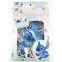【收藏天地】迪士尼系列*裝飾貼紙-史迪奇系列