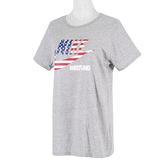 Nike Training Tee [561423091WRUS] 女 短袖 T恤 運動 訓練 休閒 舒適 寬鬆 灰