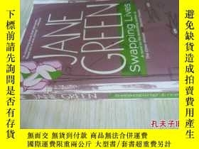 二手書博民逛書店英文原版罕見Swapping LivesY7215 Jane Green Berkley; Reprint e