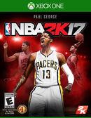 X1 NBA 2K17(美版代購)