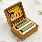 促銷雙寶:臍帶章1個(電刻)+竹盒+相片足印。肚臍章材質可選(赤牛角、紫檀、綠檀、黑檀)