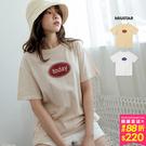 0225 白色休閒感,杏色懷舊感,每個春夏都一定需要這種簡約百搭又活潑的棉質衣!